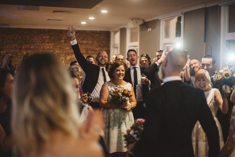 Weddings and Receptions at The Trans