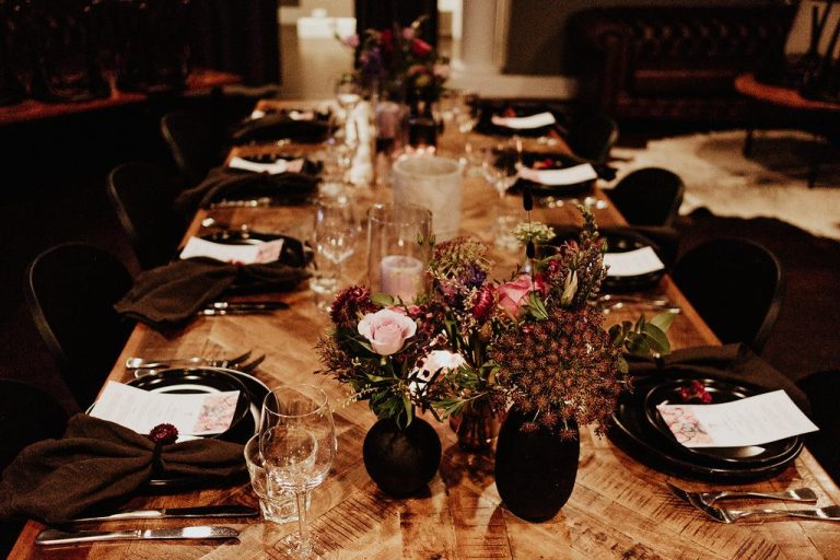 wedding and event styling