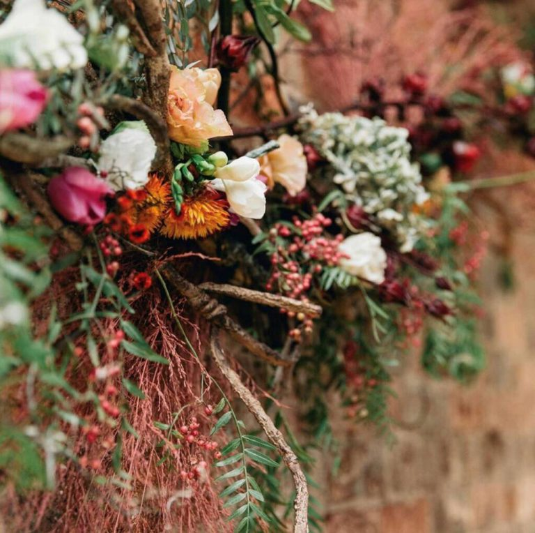 Weddings and styling The Trans